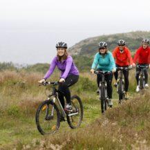 Mountainbike Cykling Kullen